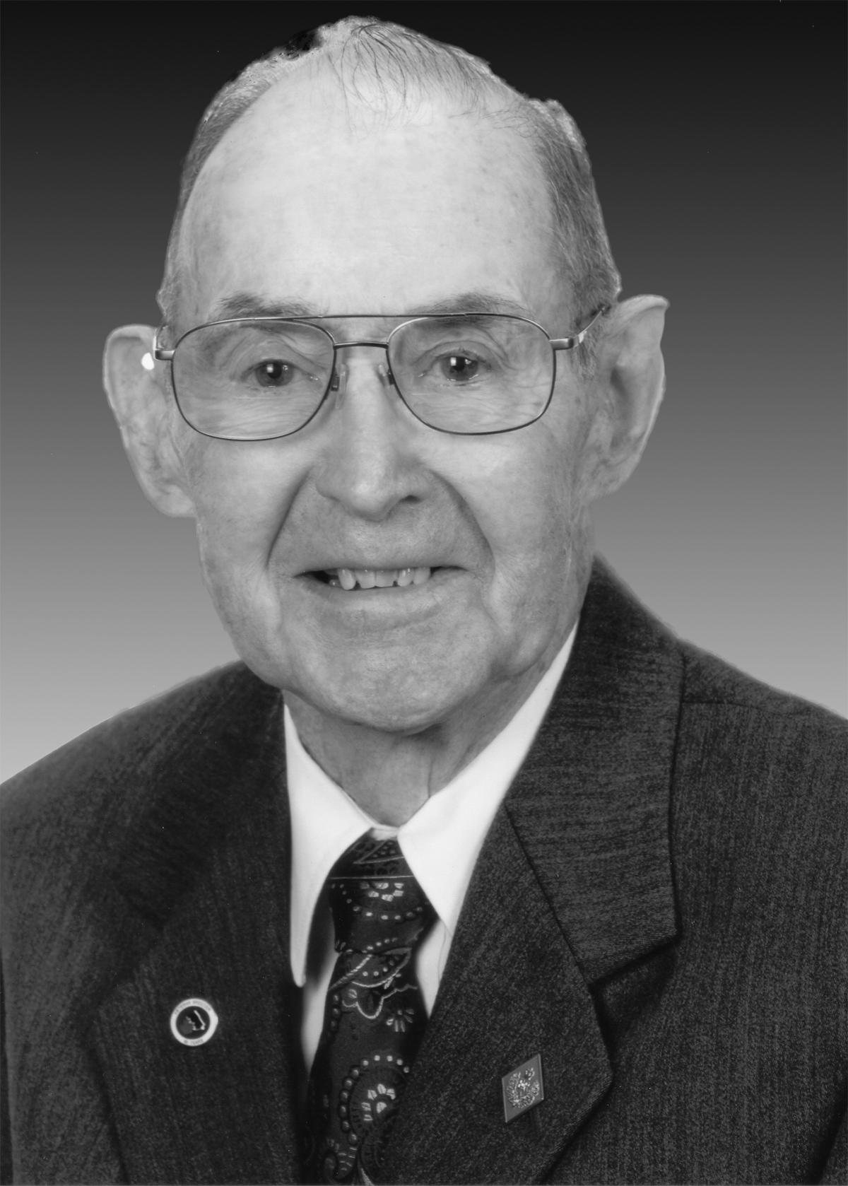James Ronald Warner