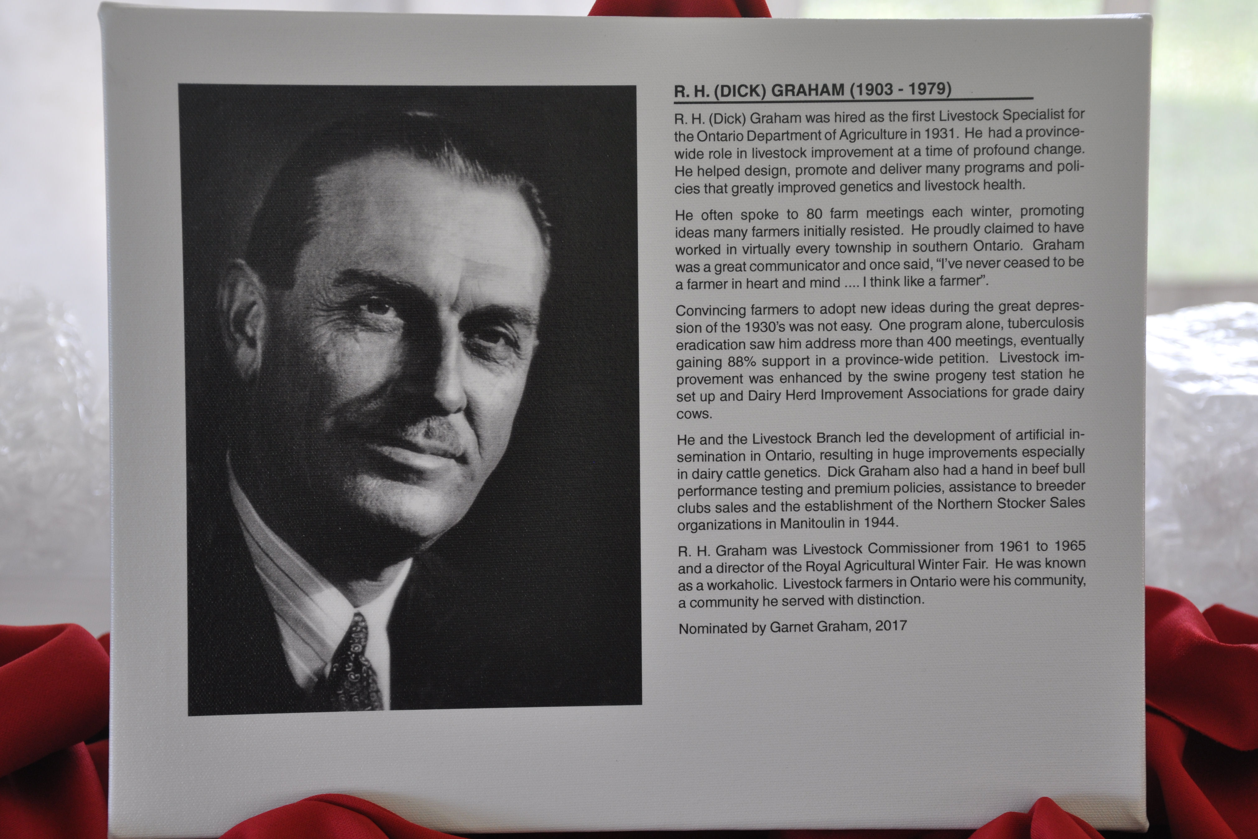 R.H. Dick Graham
