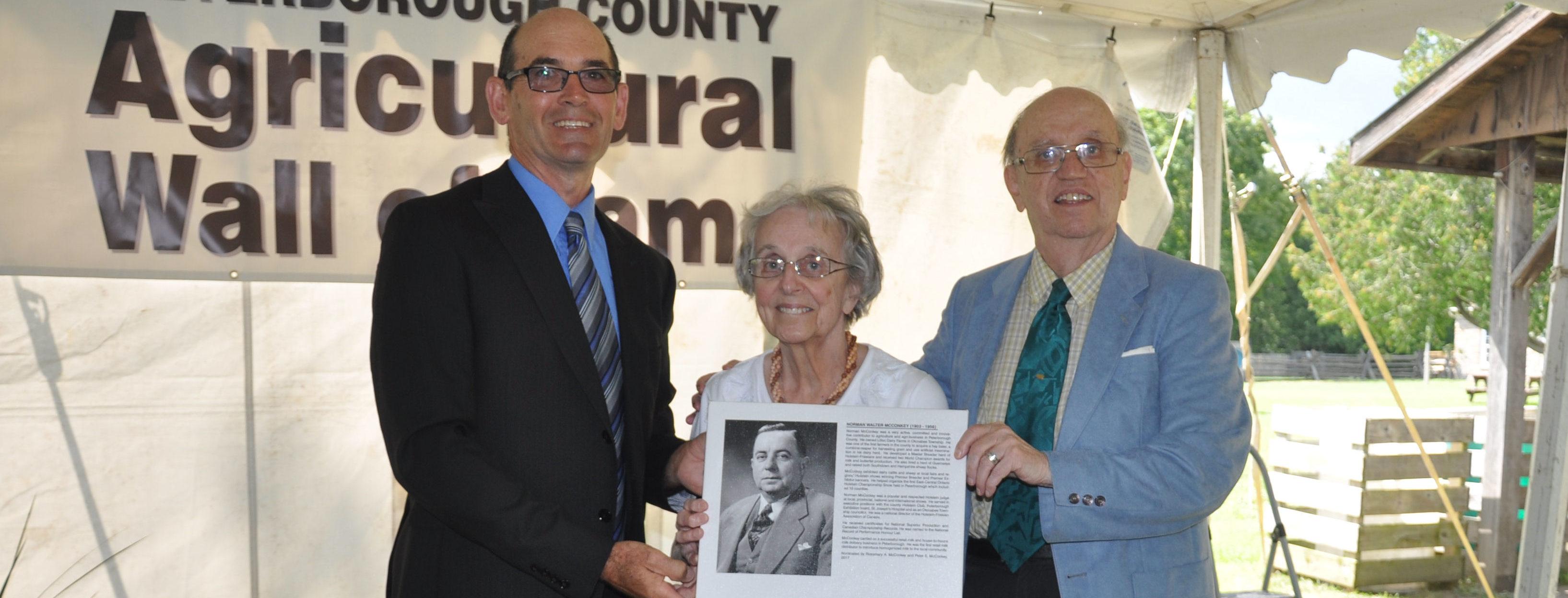 Wayne Warner, Rosemary McConkey, Peter E McConkey